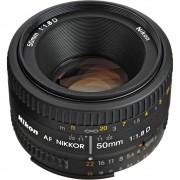 LENTE NIKON 50mm f/1.8 AF-D NIKKOR
