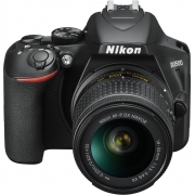 NIKON D3500 KIT 18-55MM e 70-300MM - 24.2MP