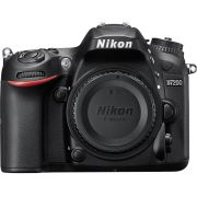 NIKON D7200 KIT 18-55MM VR - 24MP