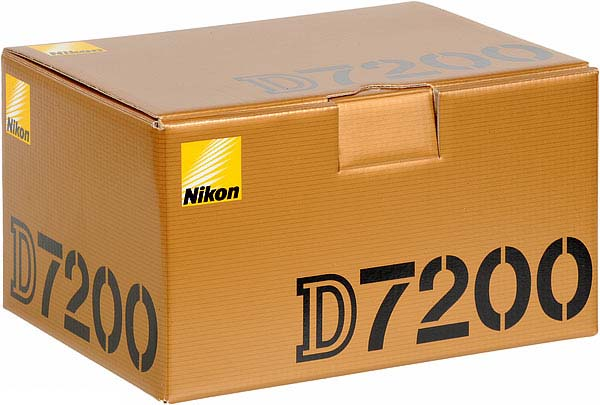 NIKON D7200 KIT 18-140MM VR - 24MP