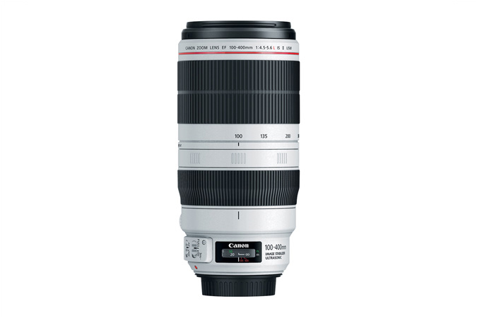 LENTE CANON 100-400mm F/4.5-5.6l IS II USM - (IS 2 -  IS II)