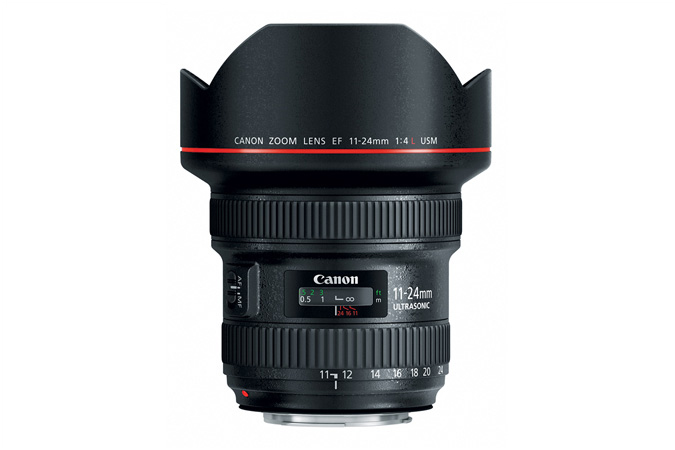 LENTE CANON EF 11-24mm f/4L USM