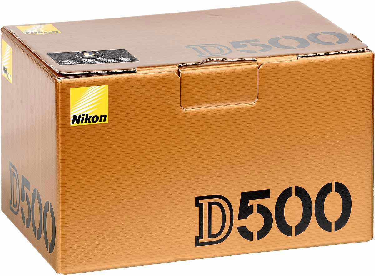 NIKON D500 (Corpo) - 20MP