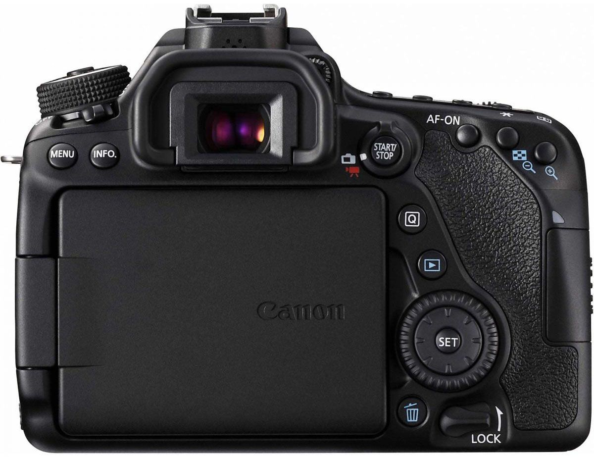 CANON EOS 80D KIT 18-55MM 24MP