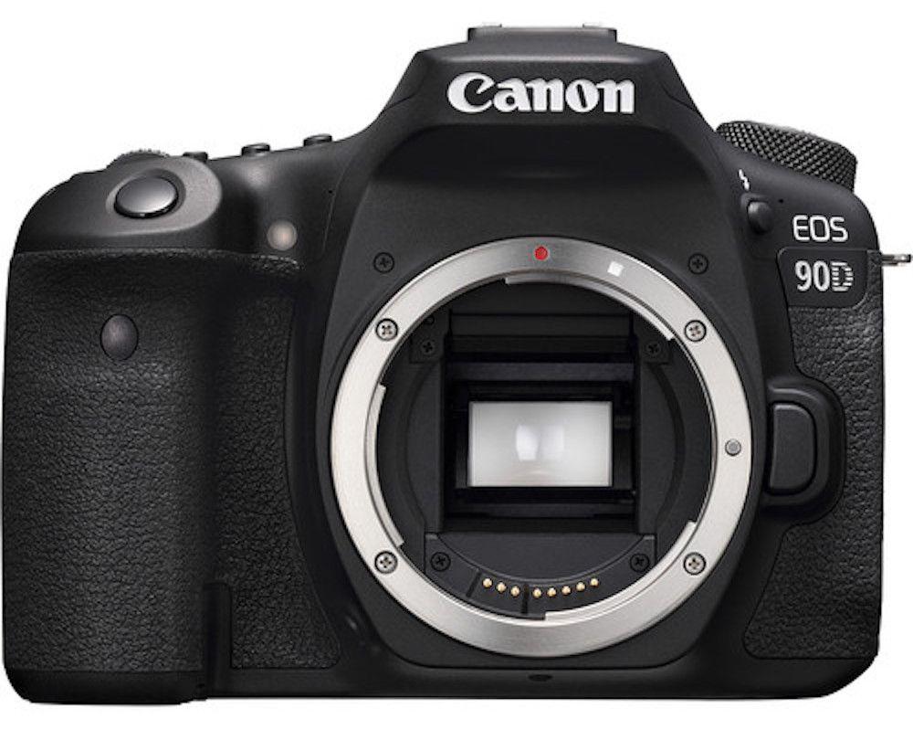 CANON EOS 90D CORPO - 32.5MP