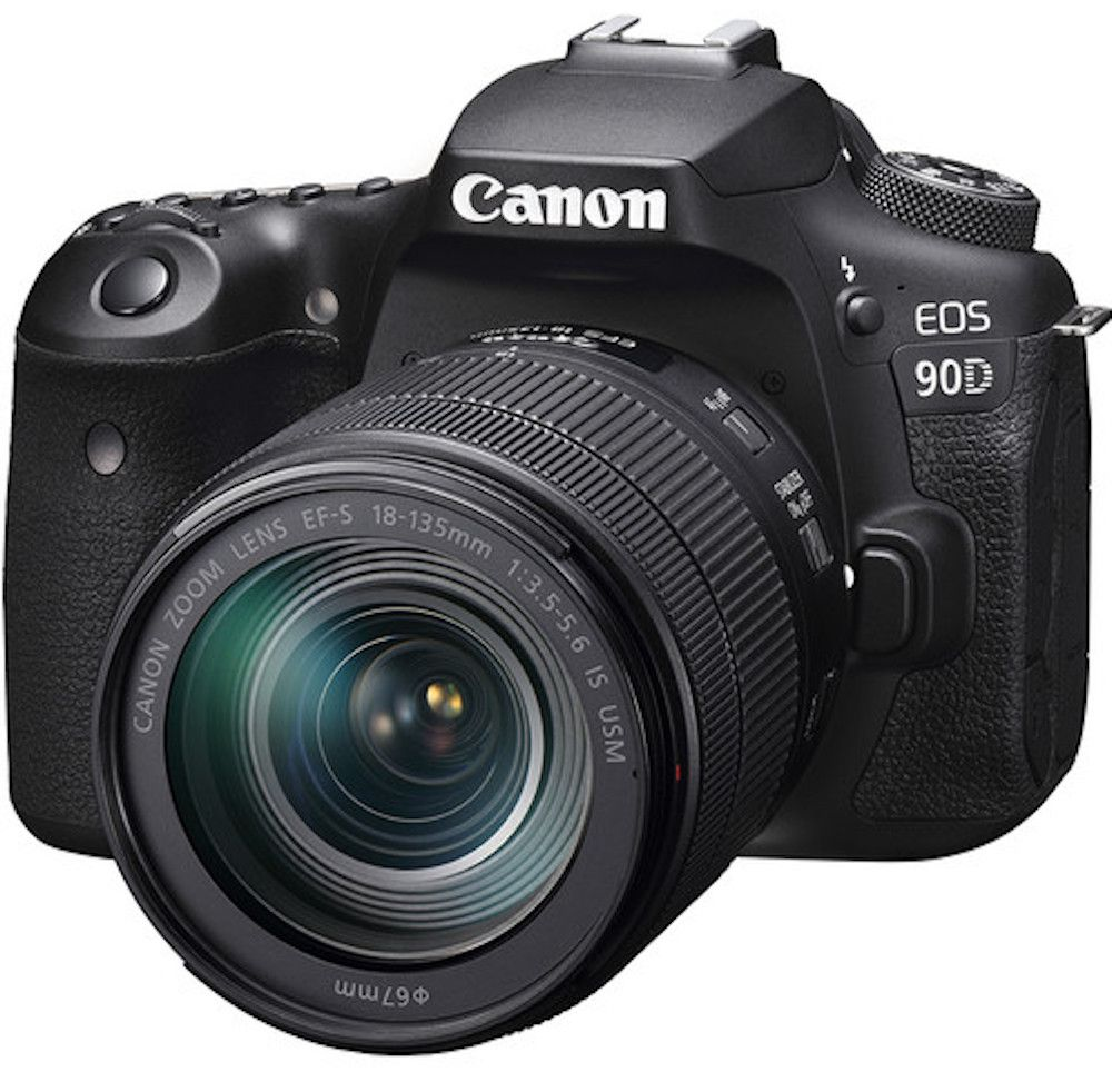 CANON EOS 90D KIT 18-135MM 32.5MP