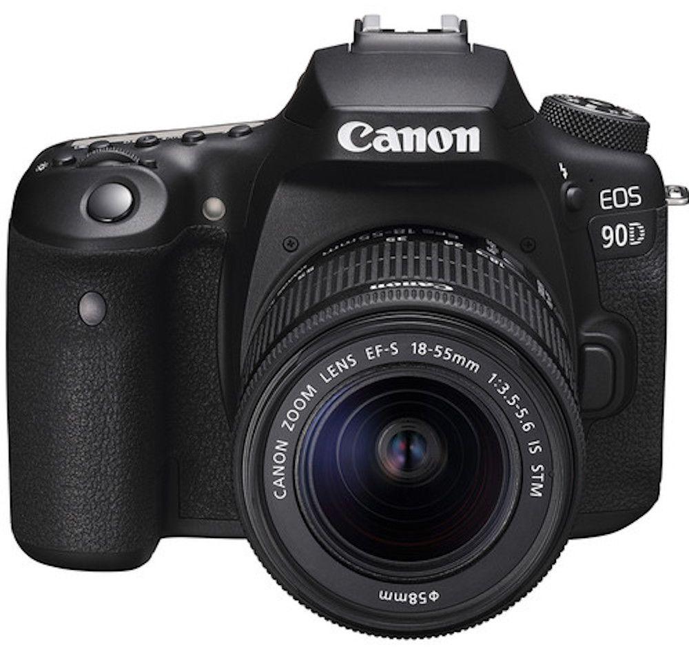 CANON EOS 90D KIT 18-55MM 32.5MP