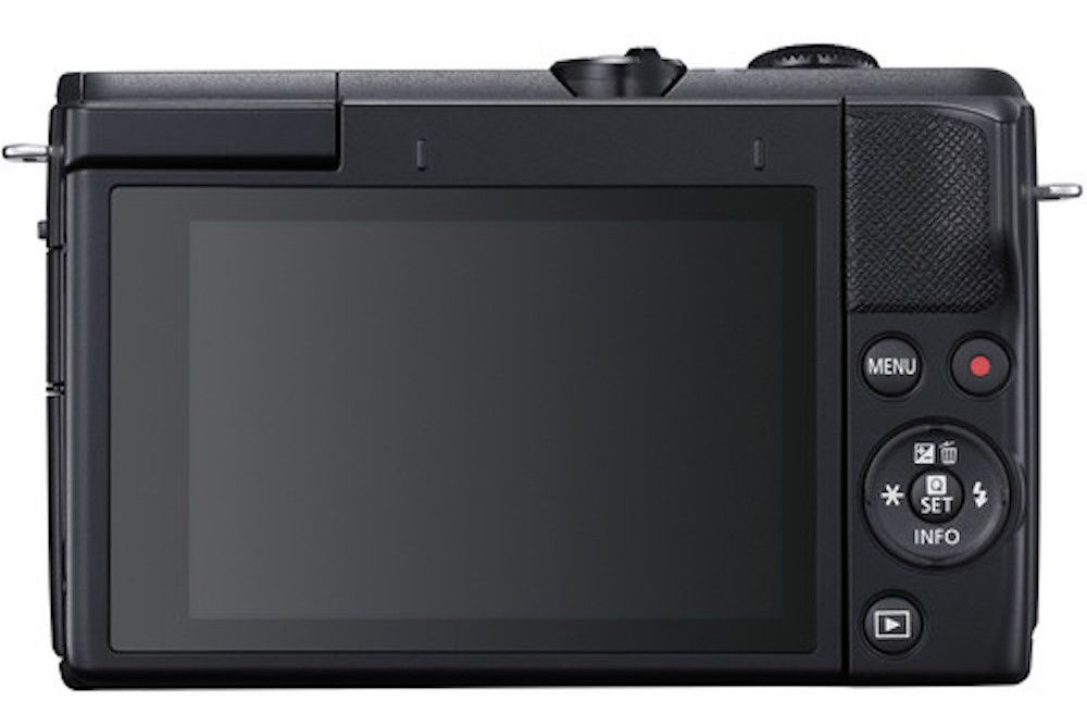 CANON EOS M200 KIT 15-45mm F/3.5-6.3 IS STM - 24.1MP