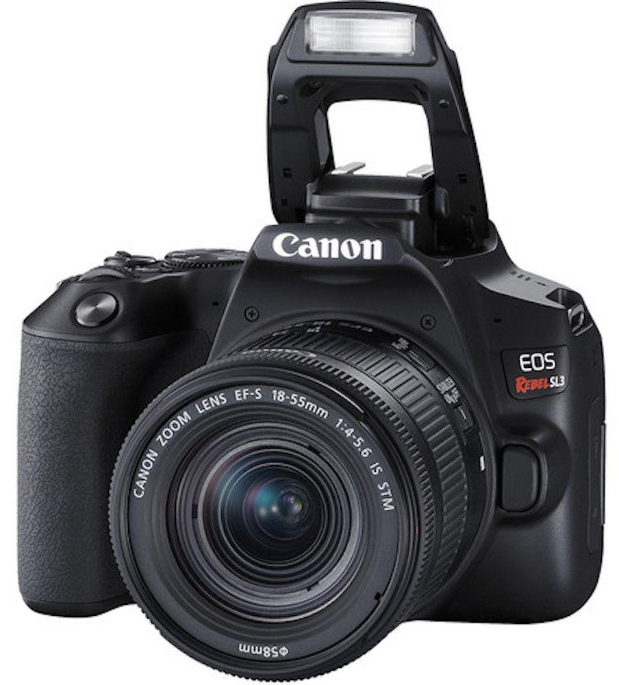 CANON EOS REBEL SL3 KIT 18-55MM STM  - 24.1 MP