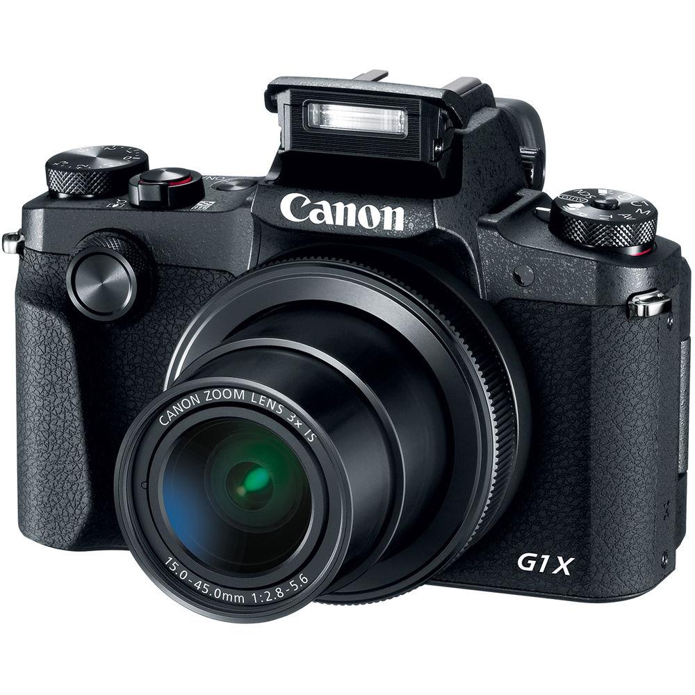 CANON POWER SHOT G1 X Mark III - 24.2MP