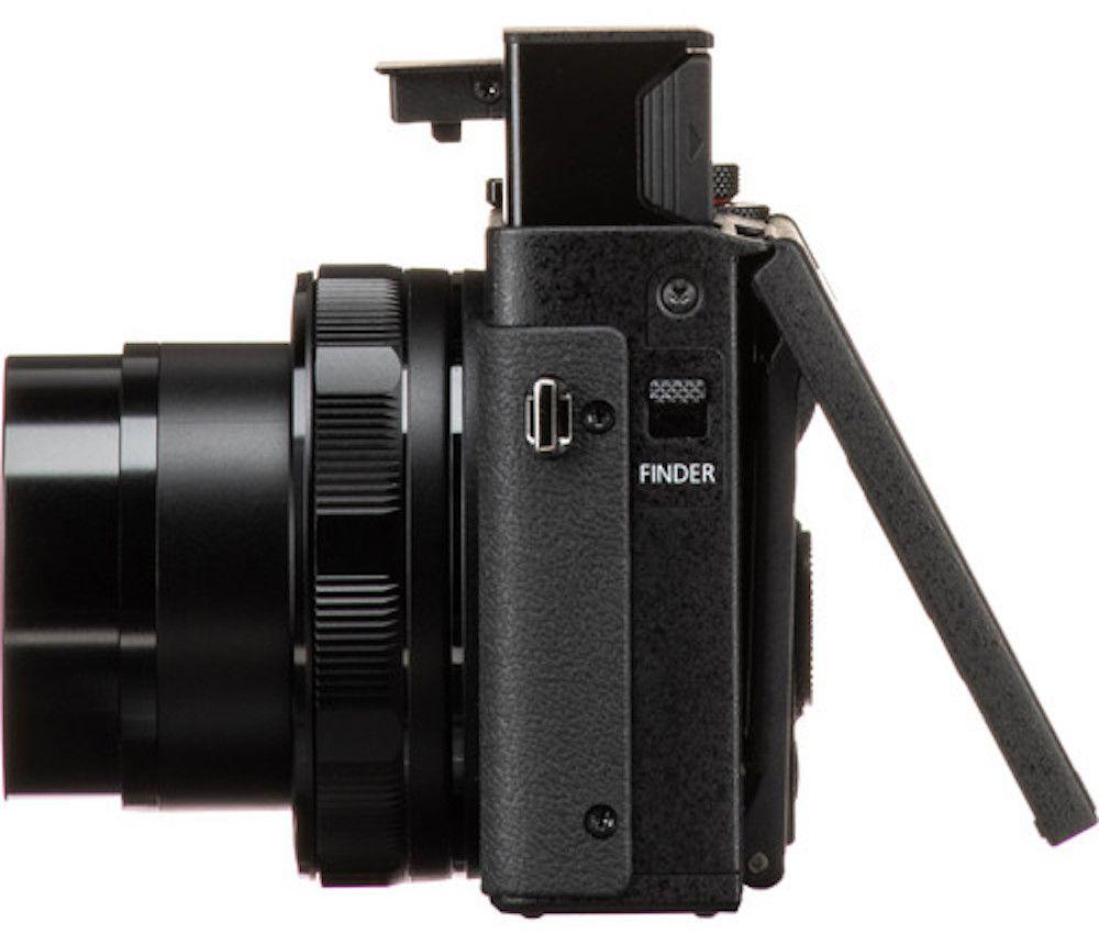 CANON POWER SHOT G5 X Mark II - 20.2MP