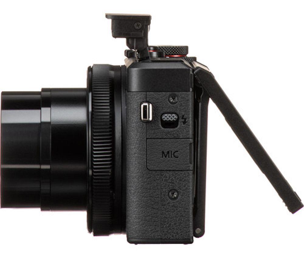 CANON POWER SHOT G7 X Mark III  - 20.1MP