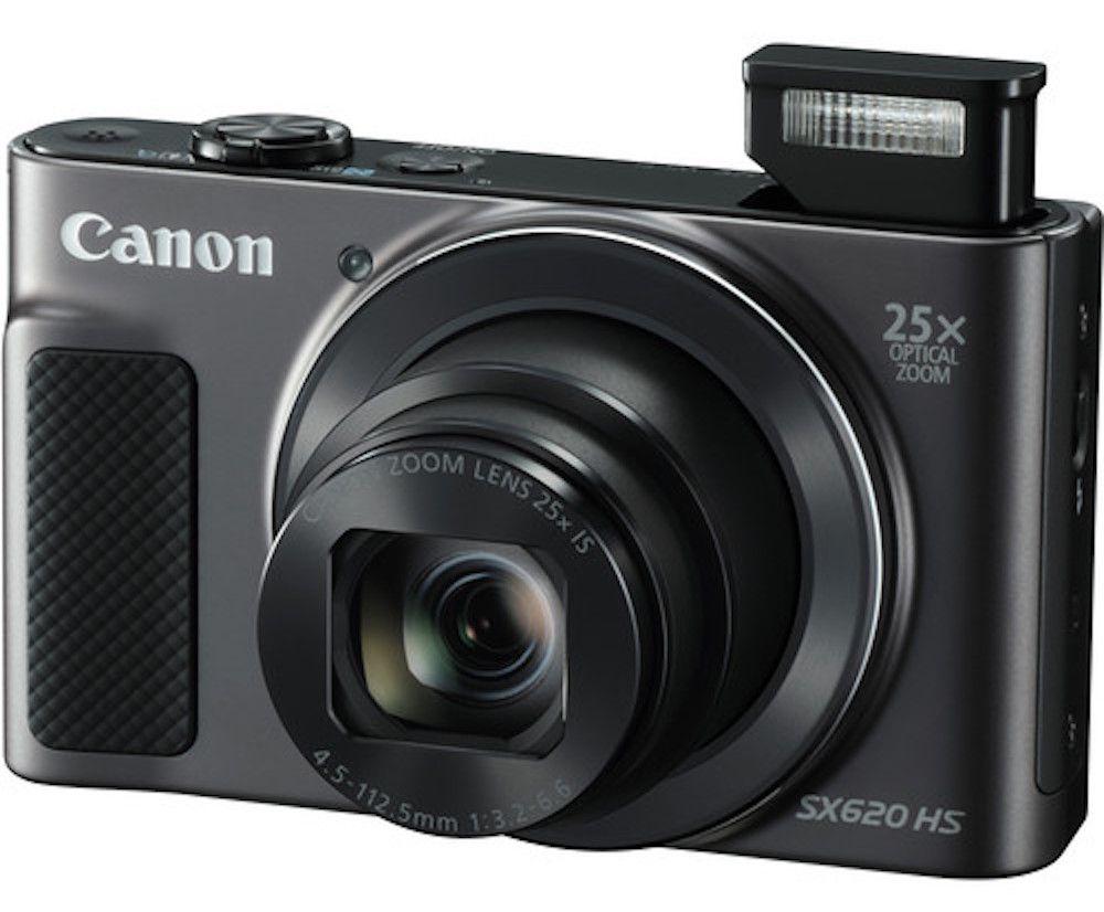CANON POWER SHOT SX620 HS - 20.2MP