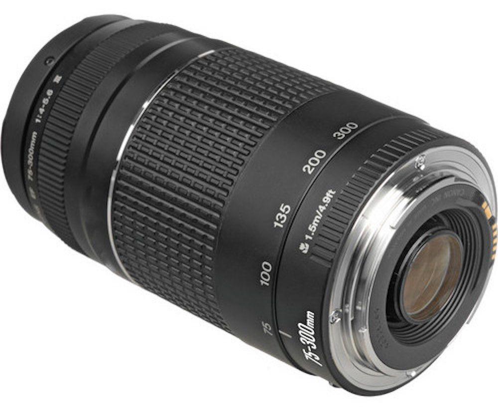 LENTE CANON 75-300mm F/4.0-5.6 Iii