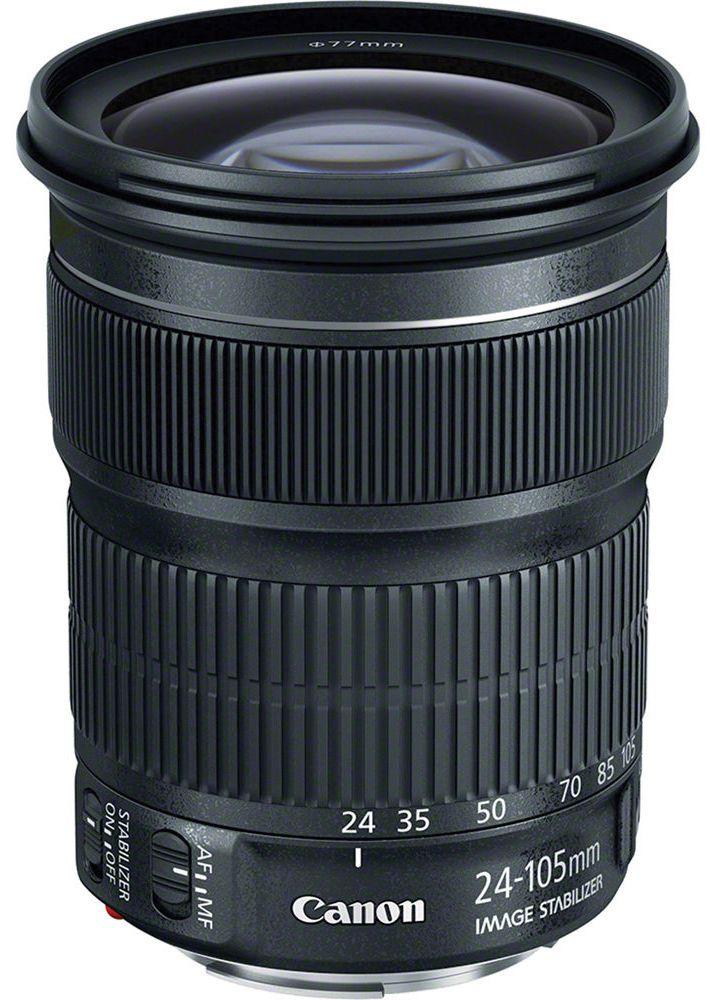LENTE CANON EF 24-105mm f/3.5-5.6 IS STM
