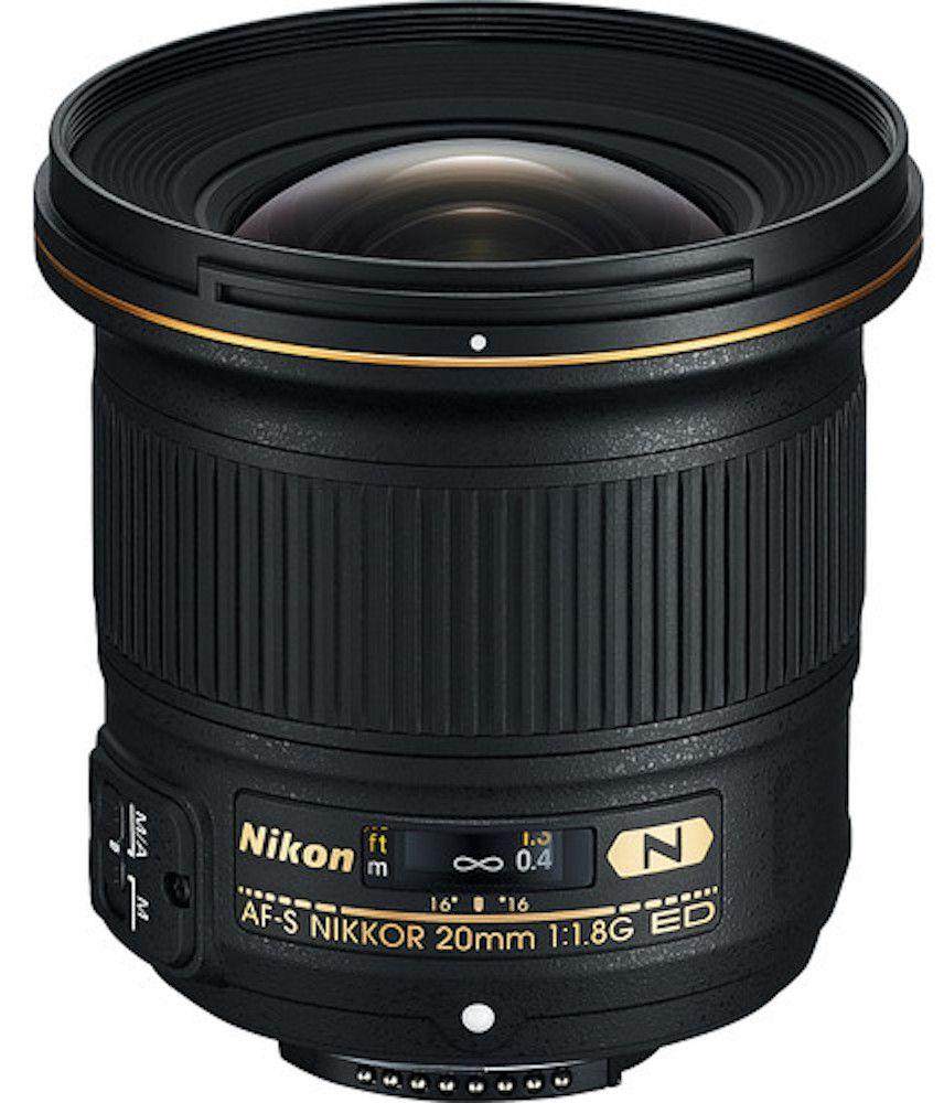 LENTE NIKON 20mm F/1.8G ED AF-S