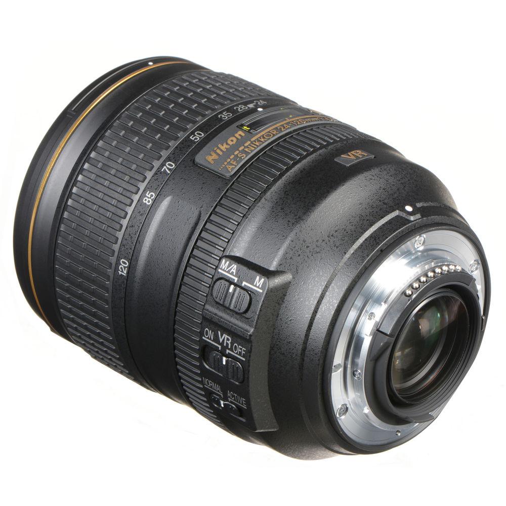 LENTE NIKON 24-120mm F/4G ED VR AF-S