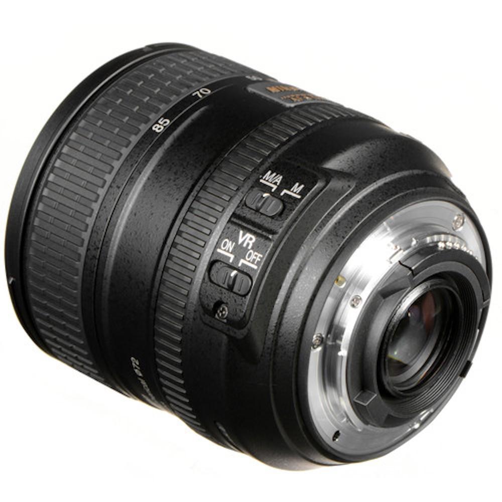LENTE NIKON 24-85mm f/3.5-4.5G ED VR