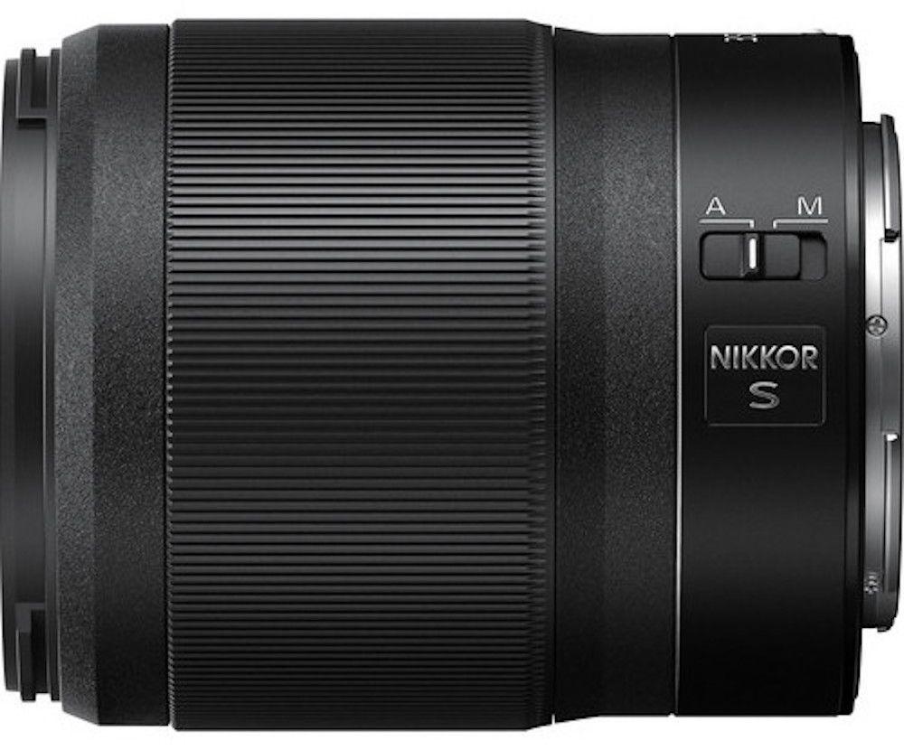 LENTE NIKON Z 35mm F/1.8 S