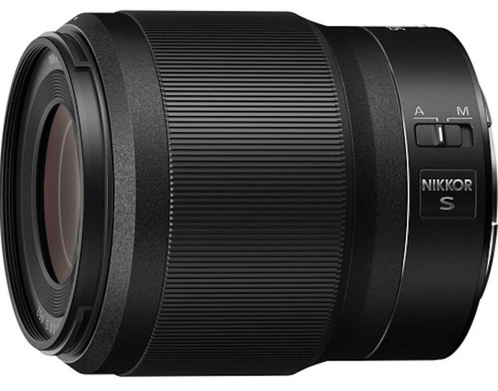 LENTE NIKON Z 50mm F/1.8 S