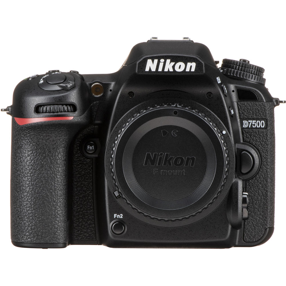 NIKON D7500 CORPO - 20MP