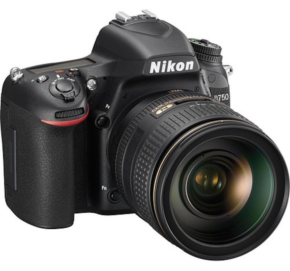 NIKON D750 KIT 24-120mm VR - 24.3MP