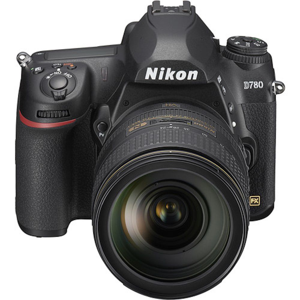 NIKON D780 KIT 24-120MM VR - 24.5MP