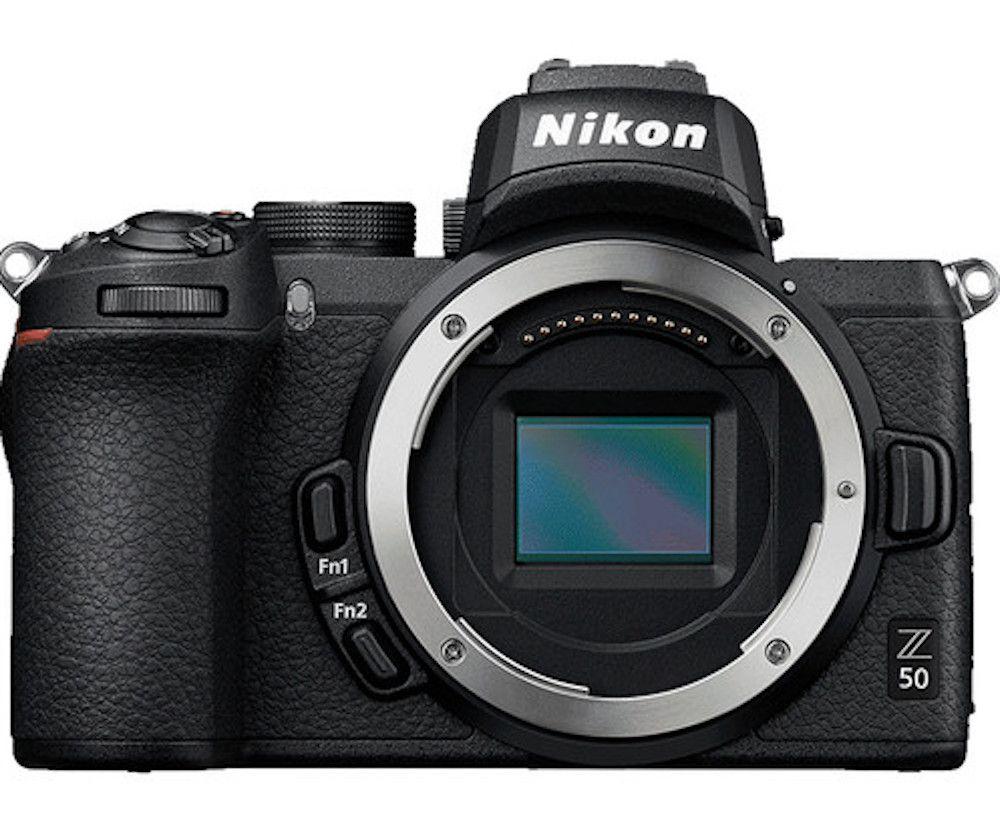 NIKON Z50 CORPO - 20.9MP