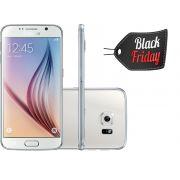 Telefone Celular Samsung Galaxy S6 4G 32GB G920IZ Branco
