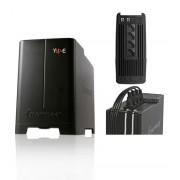 Nobreak 600VA Bivolt Enermax YUP-E 600 - 30 Minutos Autonomia