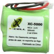 Bateria para Telefone sem Fio XC-5000