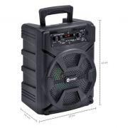 Caixa de Som Multiuso 8´´ BT 40W CP50BT