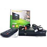 Conversor Digital para TV de Aluminio com Visor ITV-500