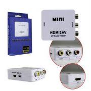 Conversor HDMI para AV