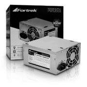 Fonte ATX 200W Fortrek C/CAIXA S/CABO 62849