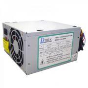 Fonte ATX 250W SATA 24 Pinos DEX A-250W