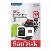 Micro SD Sandisk CLASS 10 ULTRA 128GB