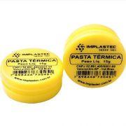 Pasta Termica 15G Implastec (pote)