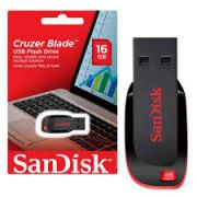 Pen Drive Sandisk 16GB Cruzer Blade SDCZ50