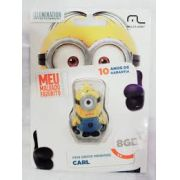 Pendrive Minions - CARL 8GB (08)