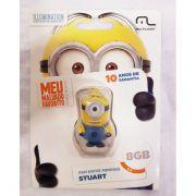 Pendrive Minions - Stuart 8GB (08)