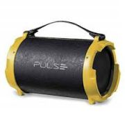 Pulse Caixa de Som Bazooka Bluetooth 20W
