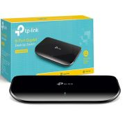Switch Gigabit 8 Portas TP-LINK TS-SG1008D