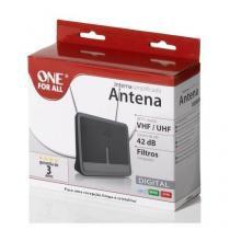 Antena Interna 42DB ONE FOR ALL MOD. SV9424  - Sarcompy