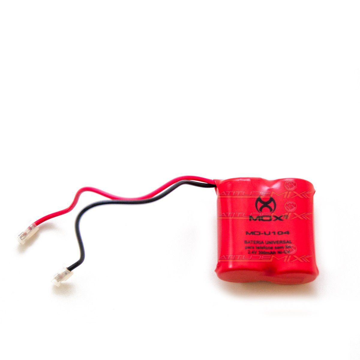 Bateria P/ Telefone S/ Fio MO-U104  - Sarcompy