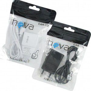 Carregador USB 2A Inova  - Sarcompy