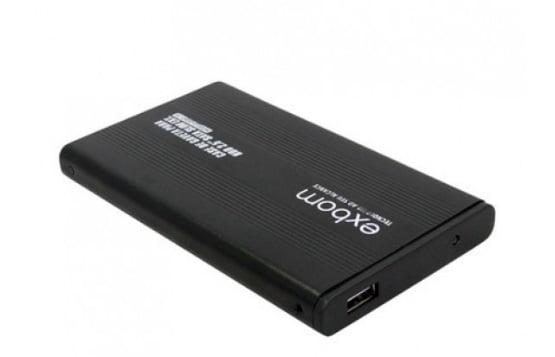 "Case de Gaveta USB 2.0 para HDD 2.5"" SATA SLIM Externo  - Sarcompy"