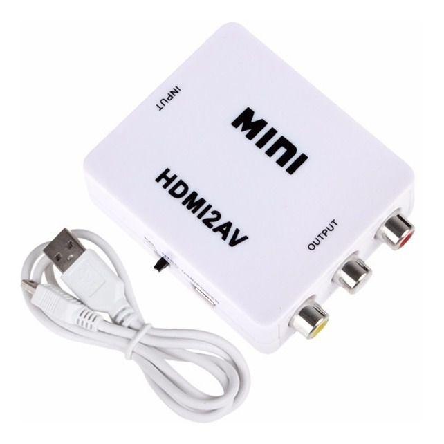 Conversor HDMI para AV  - Sarcompy