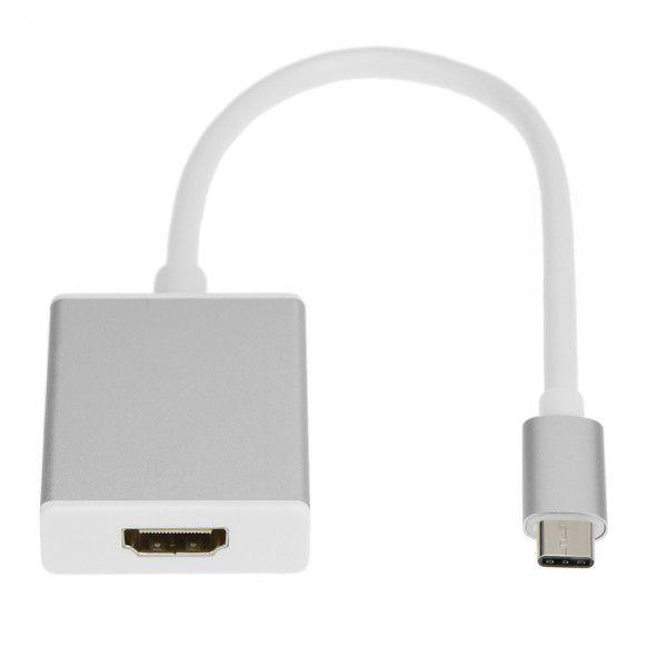 Conversor TYPE C para HDMI  - Sarcompy