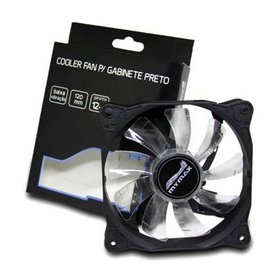 Cooler FAN 120MM  - Sarcompy
